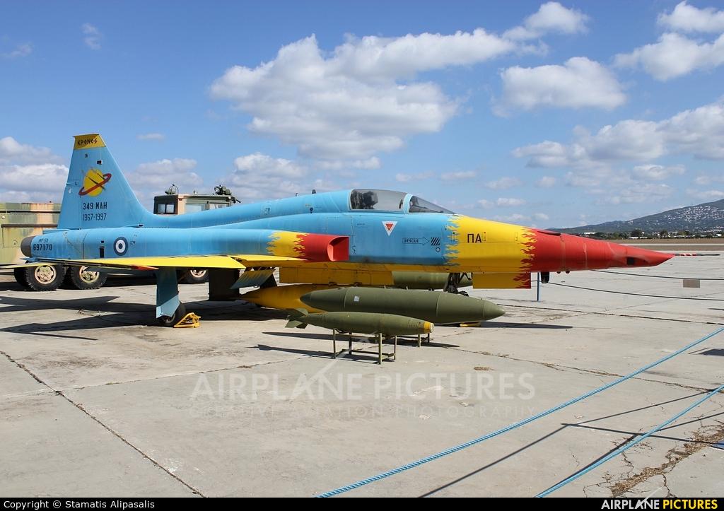 Greece - Hellenic Air Force 697170 aircraft at Tatoi