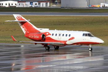LY-DSK - Classic Jet Hawker Beechcraft 850XP
