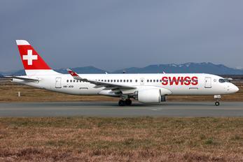 HB-JCD - Swiss Bombardier BD-500 C Series 100