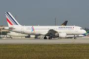 F-GKXQ - Air France Airbus A320 aircraft