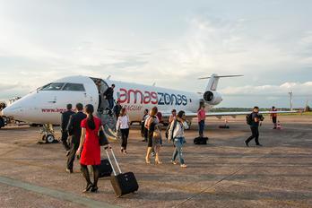ZP-CRS - Amaszonas Bombardier CRJ-200ER