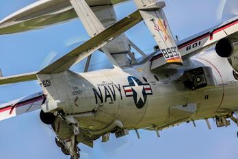 - - USA - Navy Grumman E-2C Hawkeye