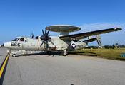 166507 - USA - Navy Grumman E-2C Hawkeye aircraft