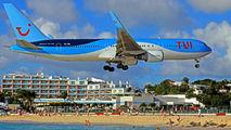 OO-JNL - TUI Airlines Belgium Boeing 767-300ER aircraft