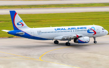 VP-BDL - Ural Airlines Airbus A320