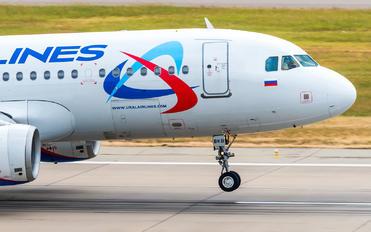 VP-BKB - Ural Airlines Airbus A320