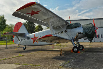 LY-TED - Private Antonov An-2