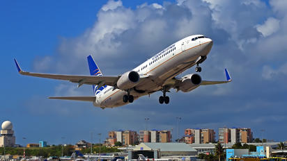 HP-1827CMP - Copa Airlines Boeing 737-800