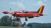 "ST-31 - Belgium - Air Force ""Les Diables Rouges"" SIAI-Marchetti SF-260 aircraft"