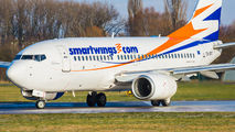 SmartWings B737 arrived to Pardubice for crew training title=