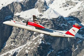 OE-LGK - Austrian Airlines/Arrows/Tyrolean de Havilland Canada DHC-8-400Q / Bombardier Q400