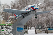 RA-44492 - Ulyanovsk Higher Civil Aviation School Yakovlev Yak-18T aircraft