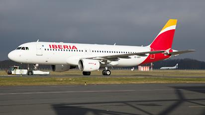EI-GCX - Iberia Airbus A320