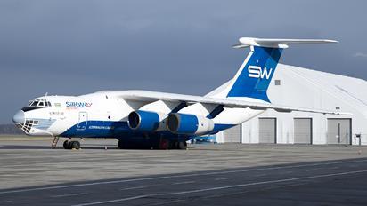 4K-AZ101 - Silk Way Airlines Ilyushin Il-76 (all models)