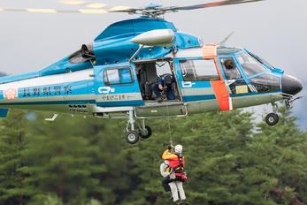 JA110E - Nagano Police Eurocopter AS365 Dauphin 2