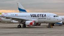 EC-MTL - Volotea Airlines Airbus A319 aircraft
