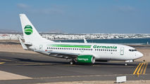 D-AGEP - Germania Boeing 737-700 aircraft