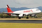 N684TA - Avianca Airbus A320 aircraft