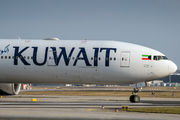 9K-AOI - Kuwait Airways Boeing 777-300ER aircraft