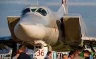 36 - Russia - Air Force Tupolev Tu-22M3 aircraft
