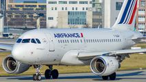 F-GUGP - Air France Airbus A318 aircraft