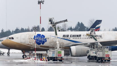 B-6076 - Air China Airbus A330-200