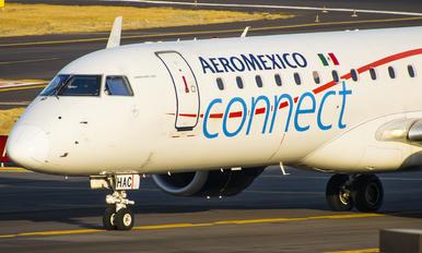 XA-HAC - Aeromexico Connect Embraer ERJ-190 (190-100)
