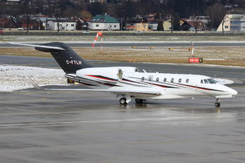 C-FTLH - Air Partners Cessna 750 Citation X