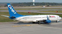 C-FYQO - CanJet Airlines Boeing 737-800 aircraft