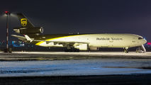 N285UP - UPS - United Parcel Service McDonnell Douglas MD-11F aircraft