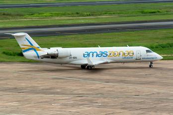 CX-SDU - Amaszonas Uruguay Bombardier CRJ-200LR
