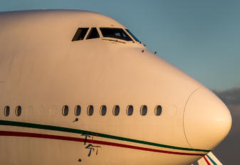 CN-MBH - Morocco - Government Boeing 747-8 BBJ