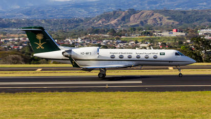 HZ-MF3 - Saudi Arabia - Government Gulfstream Aerospace G-IV,  G-IV-SP, G-IV-X, G300, G350, G400, G450