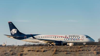 XA-AAC - Aeromexico Connect Embraer ERJ-190 (190-100)