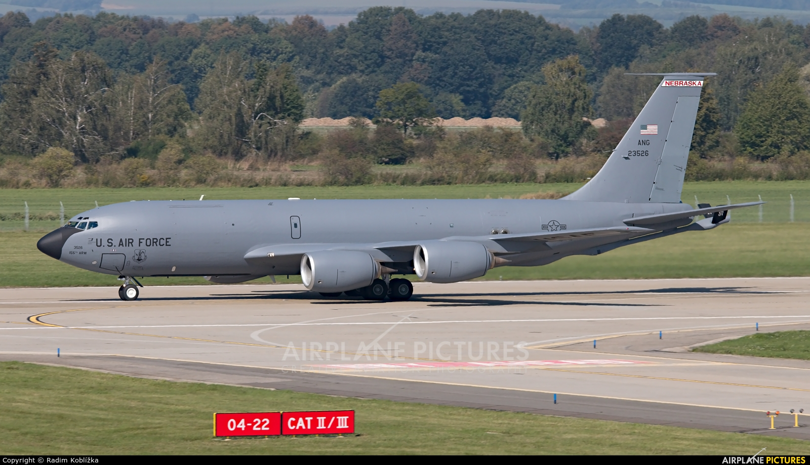 USA - Air Force 62-3526 aircraft at Ostrava Mošnov