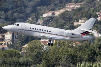 CS-DLG - NetJets Europe (Portugal) Dassault Falcon 2000 DX, EX