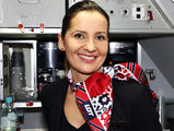 SP-LRC - LOT - Polish Airlines - Aviation Glamour - Flight Attendant aircraft