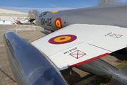 C.8-02 - Spain - Air Force Lockheed F-104G Starfighter aircraft