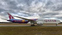 A7-BAE - Qatar Airways Boeing 777-300ER aircraft