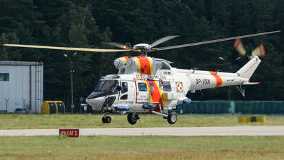 SP-VSN - Poland - Polish Border Guard PZL W-3RM Anaconda