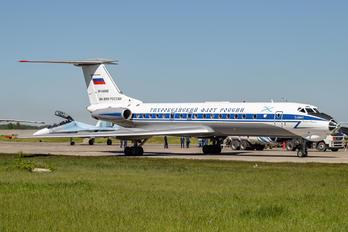 RF-66002 - Russia - Navy Tupolev Tu-134A
