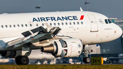 F-GRXA - Air France Airbus A319