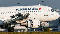 F-GRXA - Air France Airbus A319 aircraft