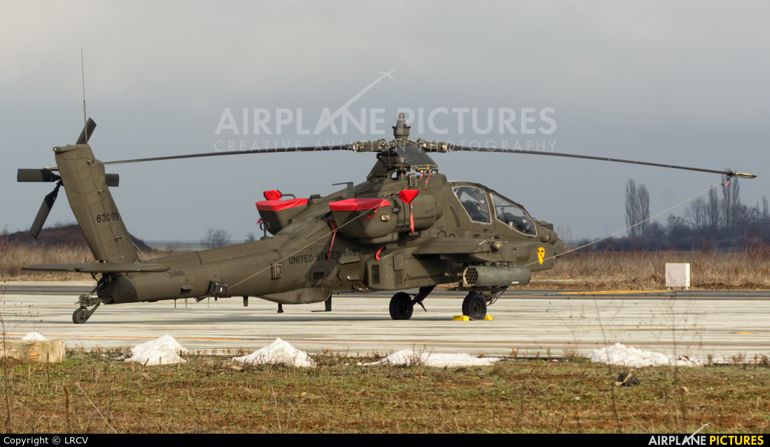 USA - Army 16-03099 aircraft at Craiova
