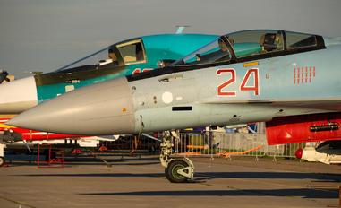 RF-95493 - Russia - Air Force Sukhoi Su-35S
