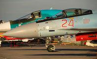 RF-95493 - Russia - Air Force Sukhoi Su-35S aircraft