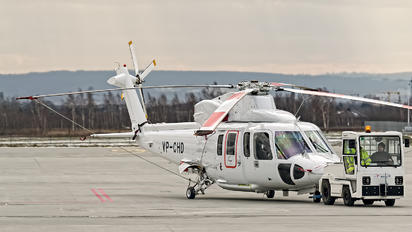 VP-CHD - CHC Netherlands Sikorsky S-76C