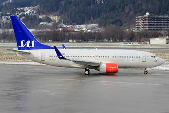 SE-RET - SAS - Scandinavian Airlines Boeing 737-700