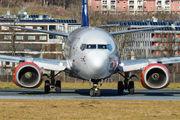 SE-REX - SAS - Scandinavian Airlines Boeing 737-700 aircraft