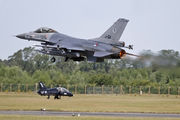 J-511 - Netherlands - Air Force General Dynamics F-16A Fighting Falcon aircraft